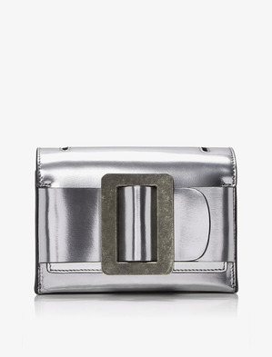 [BOYY] 2017  Fred Clutch -  Metallic Silver