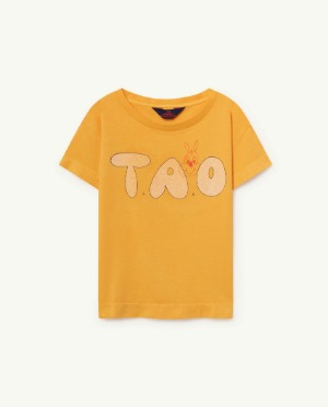 [TAO] Yellow Rooster T-Shirt 2주배송