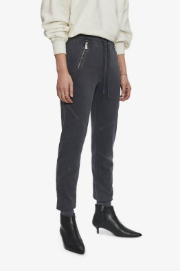 [anine bing]20SS COLETTE JOGGERS IN WASHED BLACK