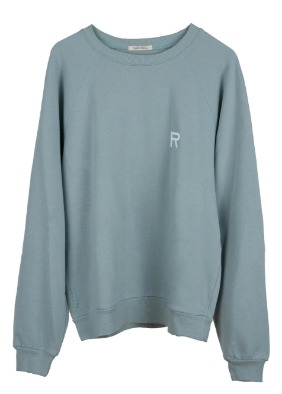 [RAGDOLL]20SS VINTAGE SWEATSHIRT Faded Blue