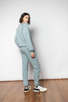 [Ragdoll-la] JOGGER Faded Blue